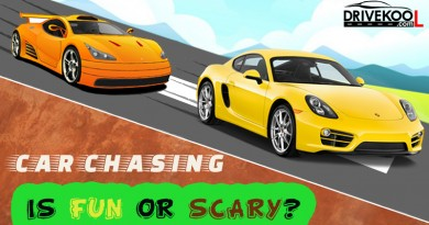 Car Chasing – Is it fun or scary?
