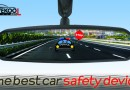 The best car safety device is a rear-view mirror with a cop in it