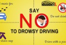 Say No to Drowsy Driving