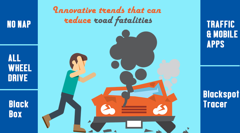 5 Innovation Trends that can Reduce Road Fatalities