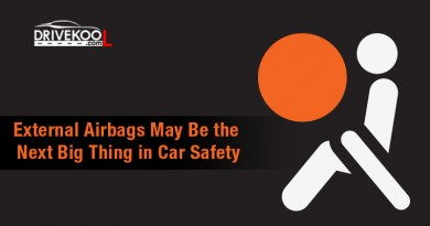 External Airbags May Be the Next Big Thing in Car Safety