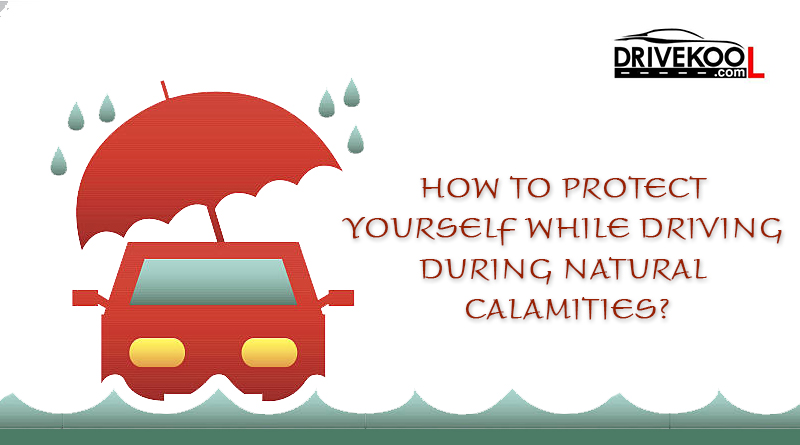 While Driving During Natural Calamities copy