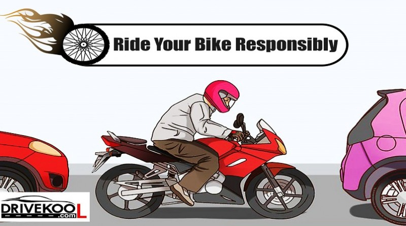 Ride Your Bike Responsibility
