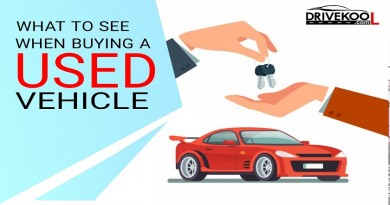 What to See When Buying a Used Vehicle