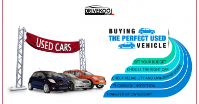 Buying The Perfect Used Vehicle
