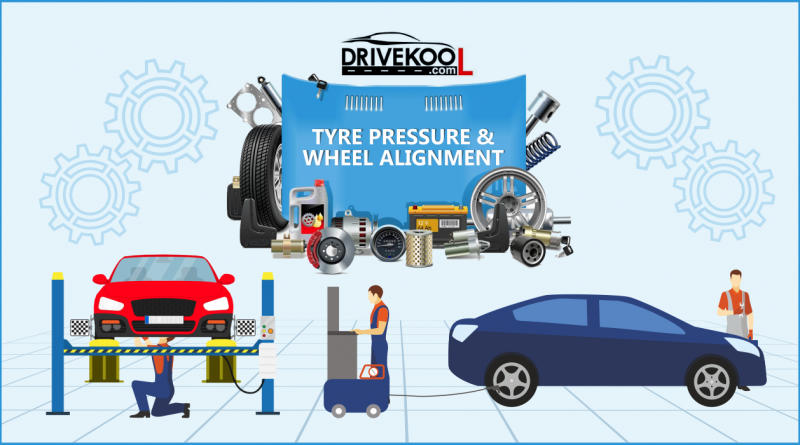 Tyre Pressure And Wheel Alignment
