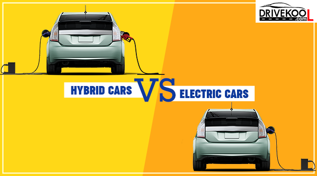 Hybrid cars vs electric cars