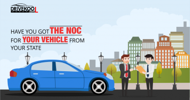 Have you got the NOC for your vehicle from your state