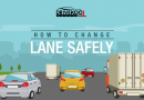 How to change lane safely?