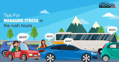 tips for managing stress in the rush hours