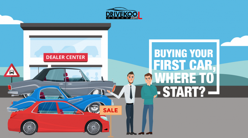 Buying your first car where to start