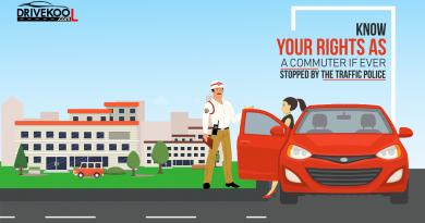 Caught by traffic police? know your rights.