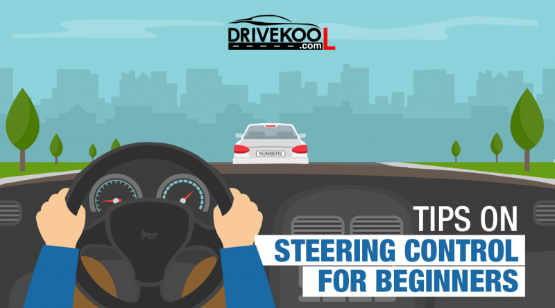 Car Steering Control-Driving Lesson For Beginners