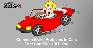 Common Brake Problems In Cars That Can Trouble You | Drivekool