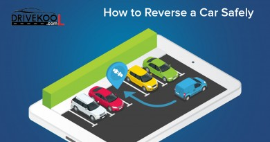 Top 6 Tips for Reversing and Backing a Car
