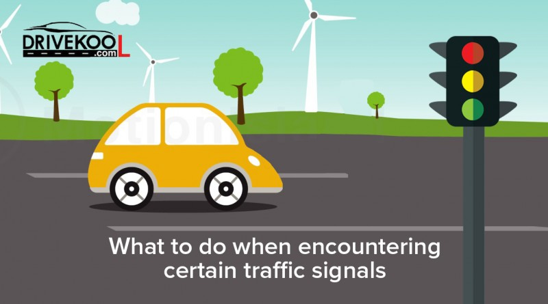What To Do When Encountering Faulty Traffic Signals