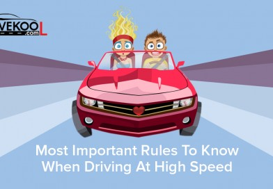 Most Important Rules to Know When Driving at High Speed – Drivekool